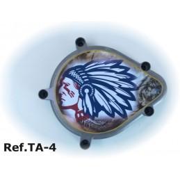 Rotor da bobine magneto