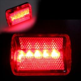 Iluminação para retaguarda
