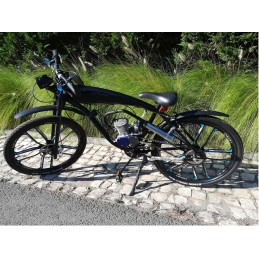 Bicicleta modelo tipo estrada