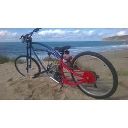 Bicicletas tipo chopper Spider