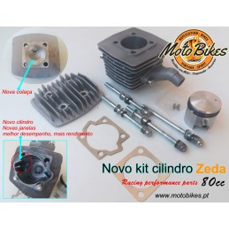 Kit cilindro para motor 80cc