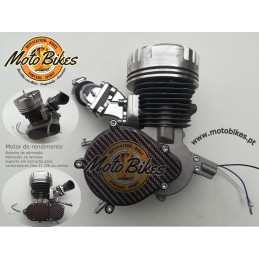 Motor equipado com colector de lamelas